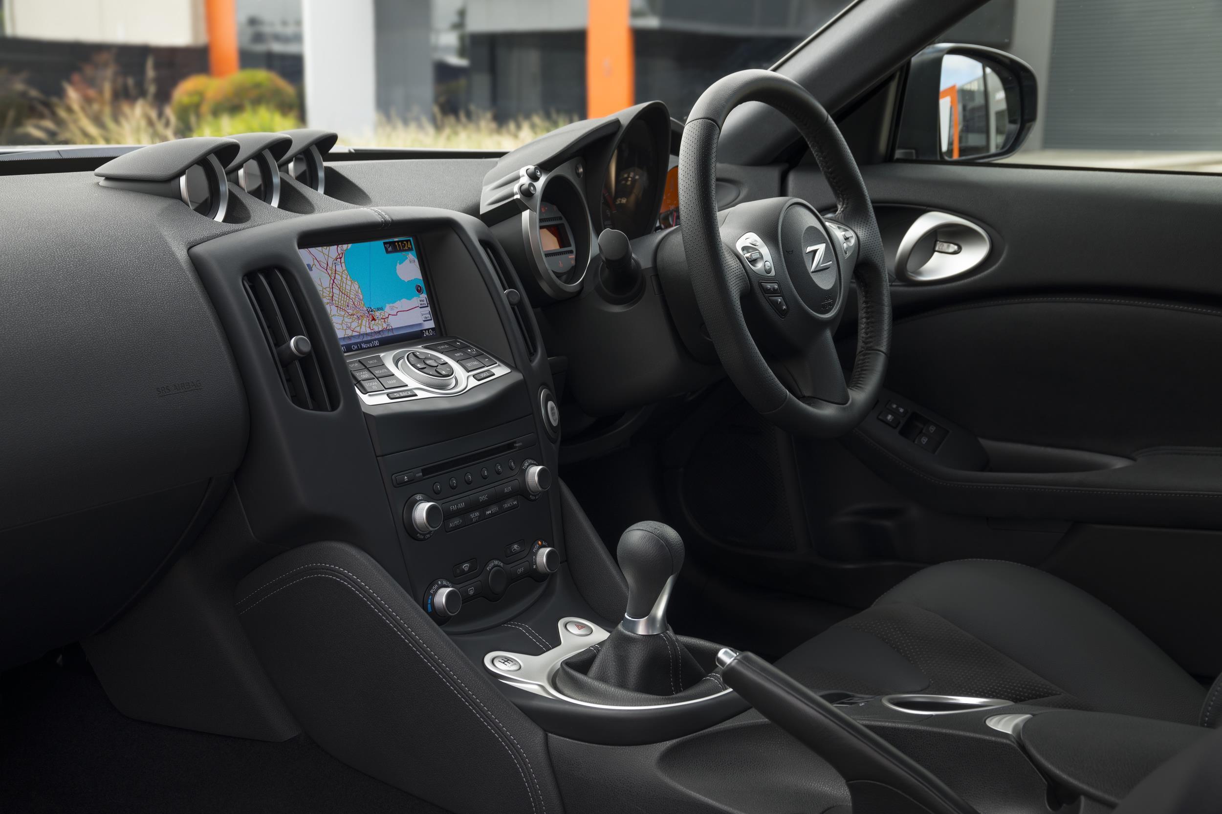 2018 Nissan 370Z update now on sale in Australia