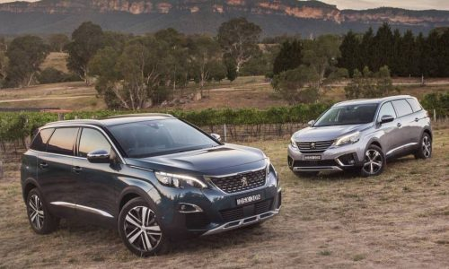 2018 Peugeot 5008 now on sale in Australia from $42,990