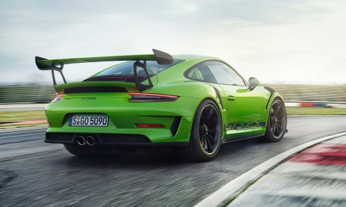 2018 Porsche 911 GT3 RS revealed, on sale from $416,500