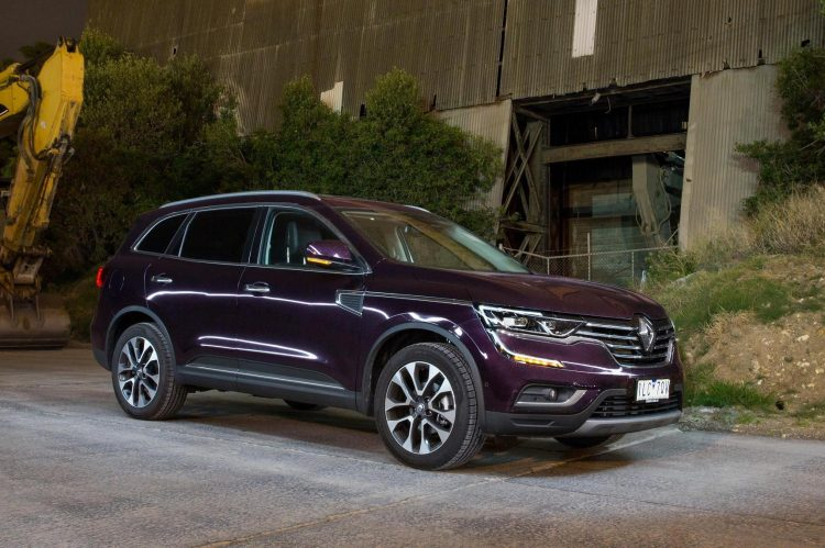 2018 Renault Koleos Initiale Special Edition Now On Sale