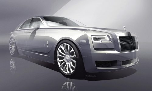 Rolls-Royce Silver Ghost Collection edition planned
