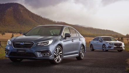 2018 Subaru Liberty update now on sale in Australia