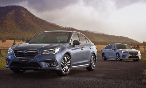 2018 Subaru Liberty update now on sale in Australia