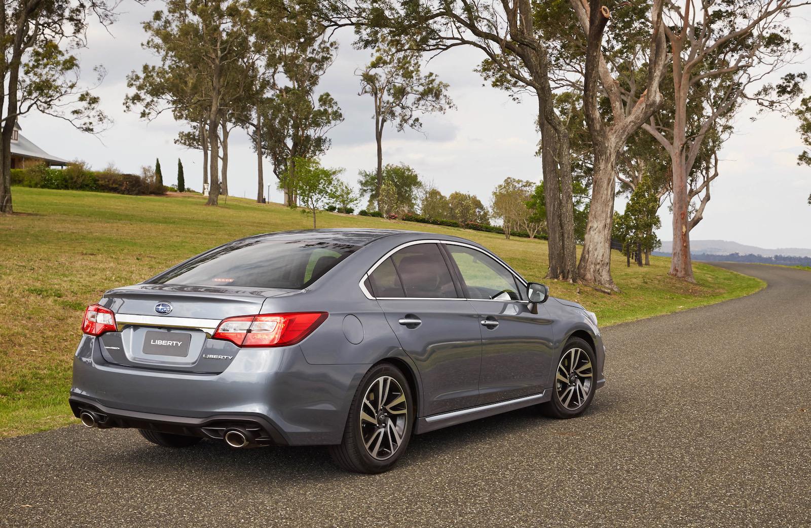 2018 Subaru Liberty update now on sale in Australia ...
