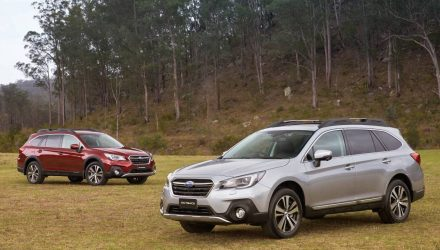 2018 Subaru Outback update now on sale in Australia