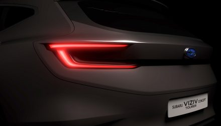 Subaru VIZIV Tourer concept coming soon, previews next Liberty?