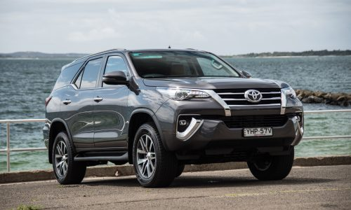 2018 Toyota Fortuner Crusade review (video)