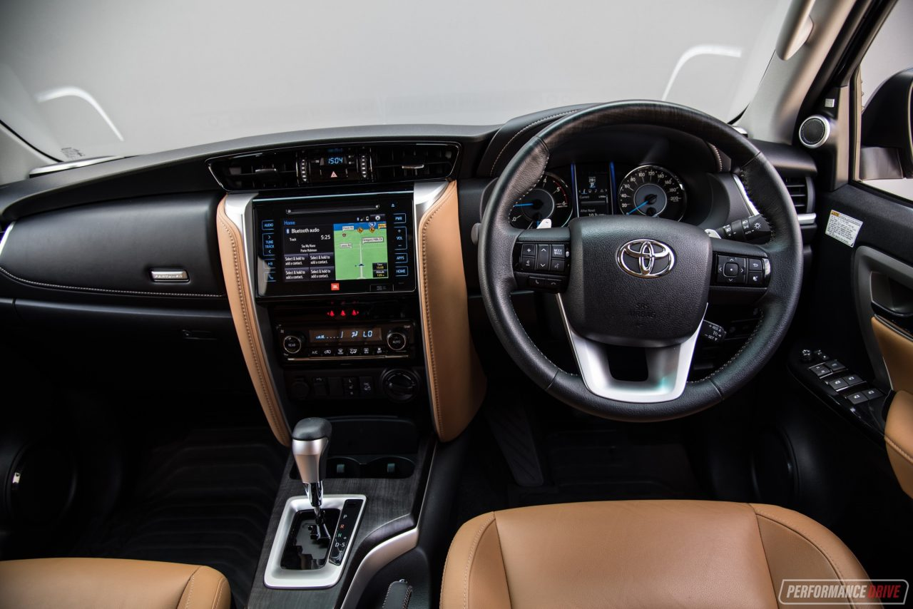 2018 toyota fortuner crusade review  video