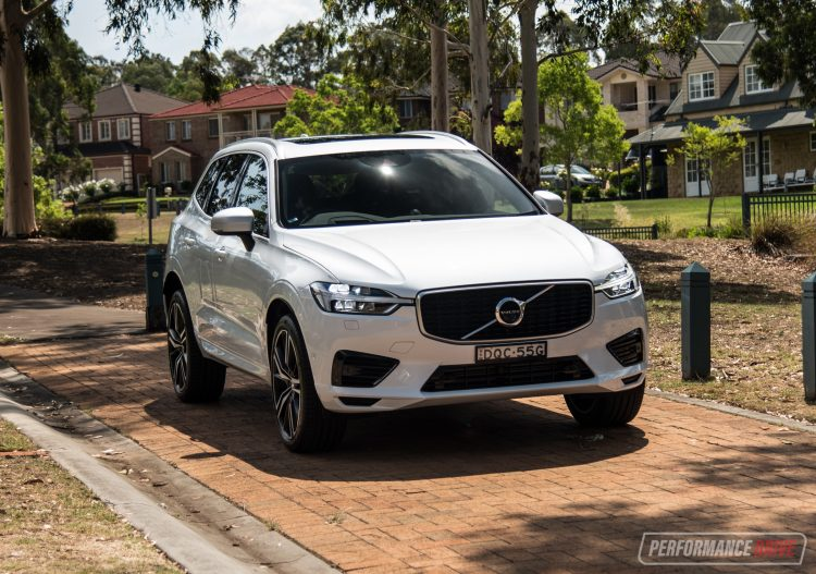 2018 Volvo XC60 T8 review (video) | PerformanceDrive