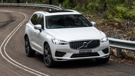 2018 Volvo XC60 T8 review (video)