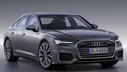 2019 Audi A6 leaked ahead Geneva Motor Show reveal