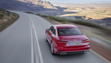 2019 Audi A6 unveiled; mild-hybrid technology, striking new design