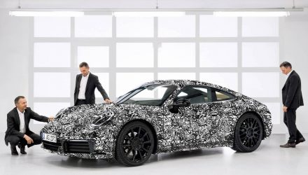 2019 Porsche 911 992 previewed, electric option possible