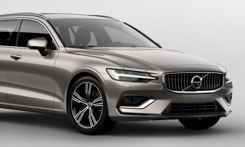 All-new 2019 Volvo S60 sedan to debut mid-year