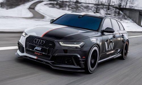 ABT develops bonkers Audi RS 6 'Phoenix' for Jon Olsson