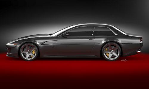 Ares Design envisages modern Ferrari 412, based on GTC4Lusso