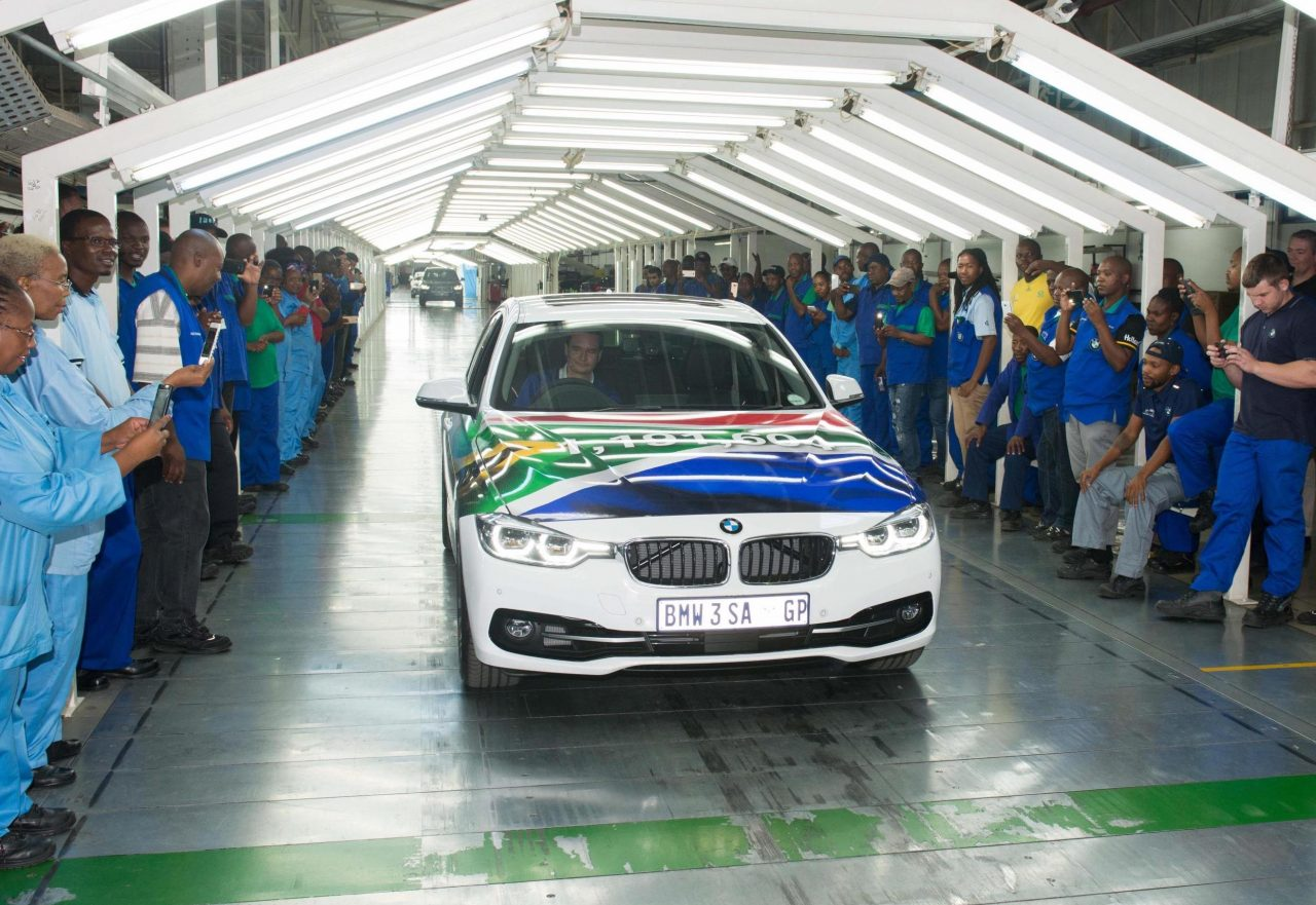 2015 Bmw 3 Series >> BMW 3 Series production ends at South Africa plant | PerformanceDrive