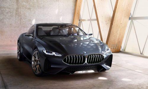 BMW 8 Series Gran Coupe concept heading to Geneva –report