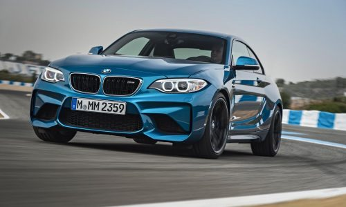 BMW M2 Gran Coupe to come with next-gen model – report