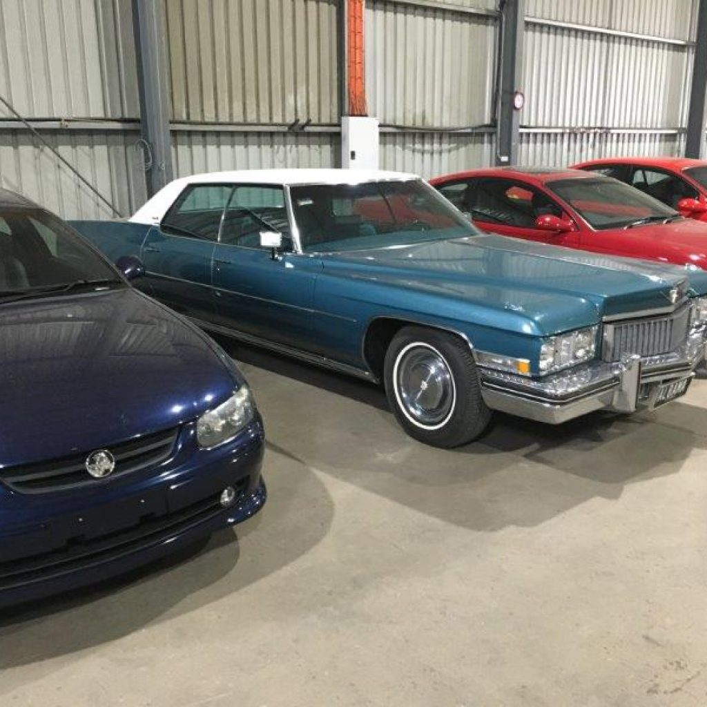 For Sale: Staggering Collection Of Classic Holdens