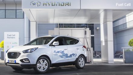 Hyundai joins Hydrogen Mobility Australia as founding member