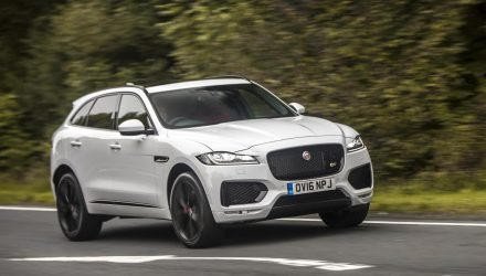 Lister planning Jaguar F-Pace SVR-based 'Lightning' SUV