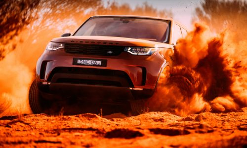 Lexus tops another customer study, Land Rover most improved