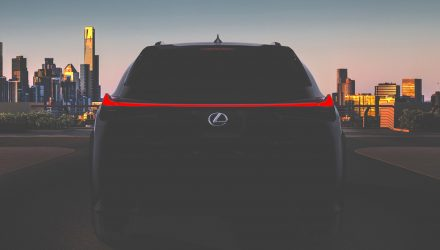 Lexus UX previewed before Geneva, UX 250h hybrid confirmed