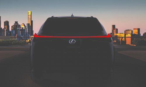 Lexus UX previewed before Geneva, UX 250h hybrid confirmed