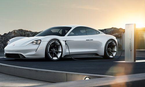 Porsche investing 6 billion euros in EV & hybrid tech by 2022