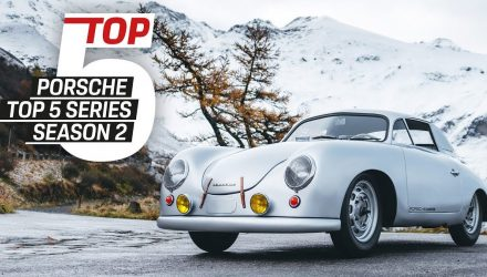 Video: Porsche Top 5 video series returns for season 2