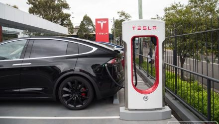Tesla Supercharger now open at Broadway Shopping Centre, Sydney