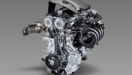 Toyota Dynamic Force 2.0L, hybrid & E-Four powertrains announced