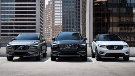 Volvo reports 7.0% increase in sales for 2017, profits up 27.7%