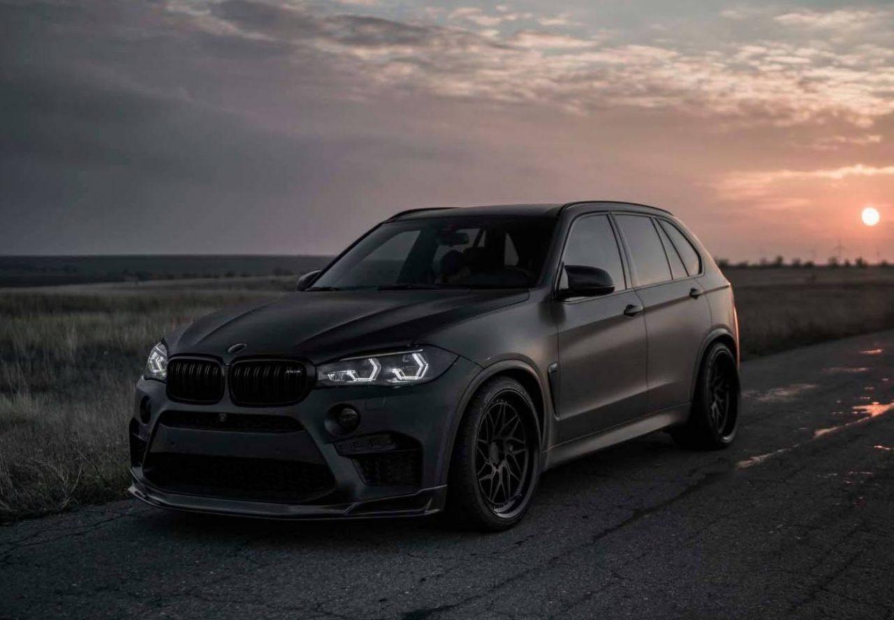 Z-Performance develops powerful stealth kit for BMW X5 M ...