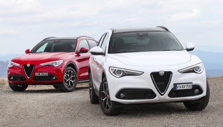 2018 Alfa Romeo Stelvio on sale in Australia from $65,900