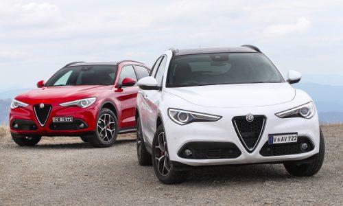 2018 Alfa Romeo Stelvio on sale in Australia from $65,900