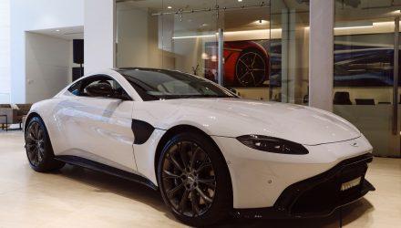 Aston Martin Vantage & DB11 Volante arrive in Australia
