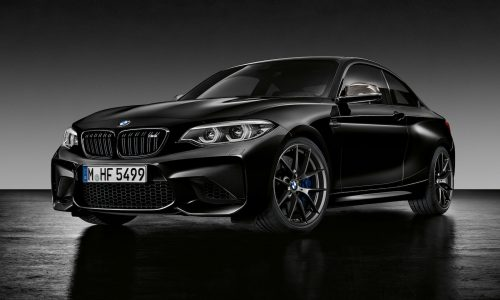 BMW M2 Black Shadow edition celebrates 2017 sales success