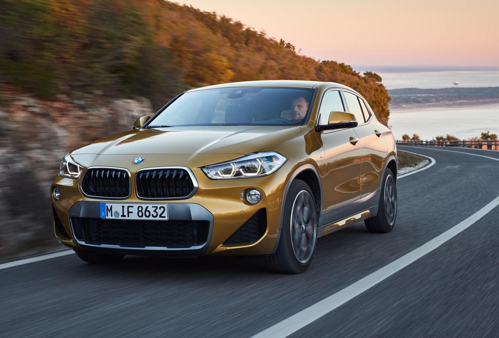 Compact Suv Australia >> Australian BMW X2 range expanding with sDrive18i & xDrive20d | PerformanceDrive