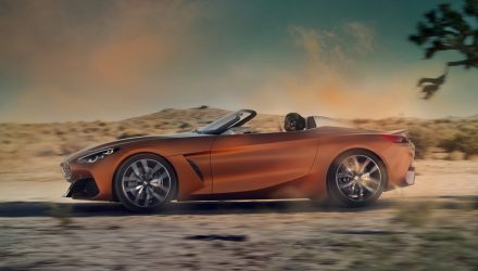 New BMW Z4 to debut at special event mid-year – report