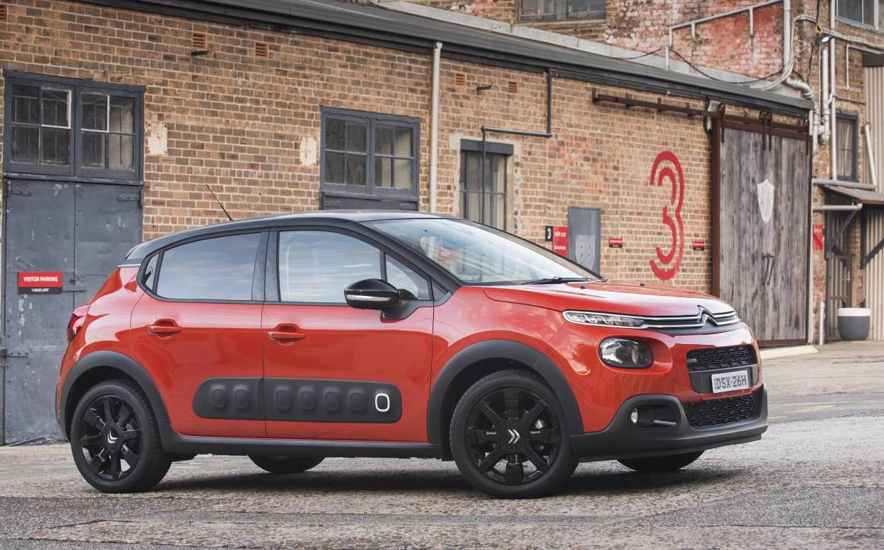 Cars For Sale In Md >> 2018 Citroen C3 now on sale in Australia from $23,490 ...
