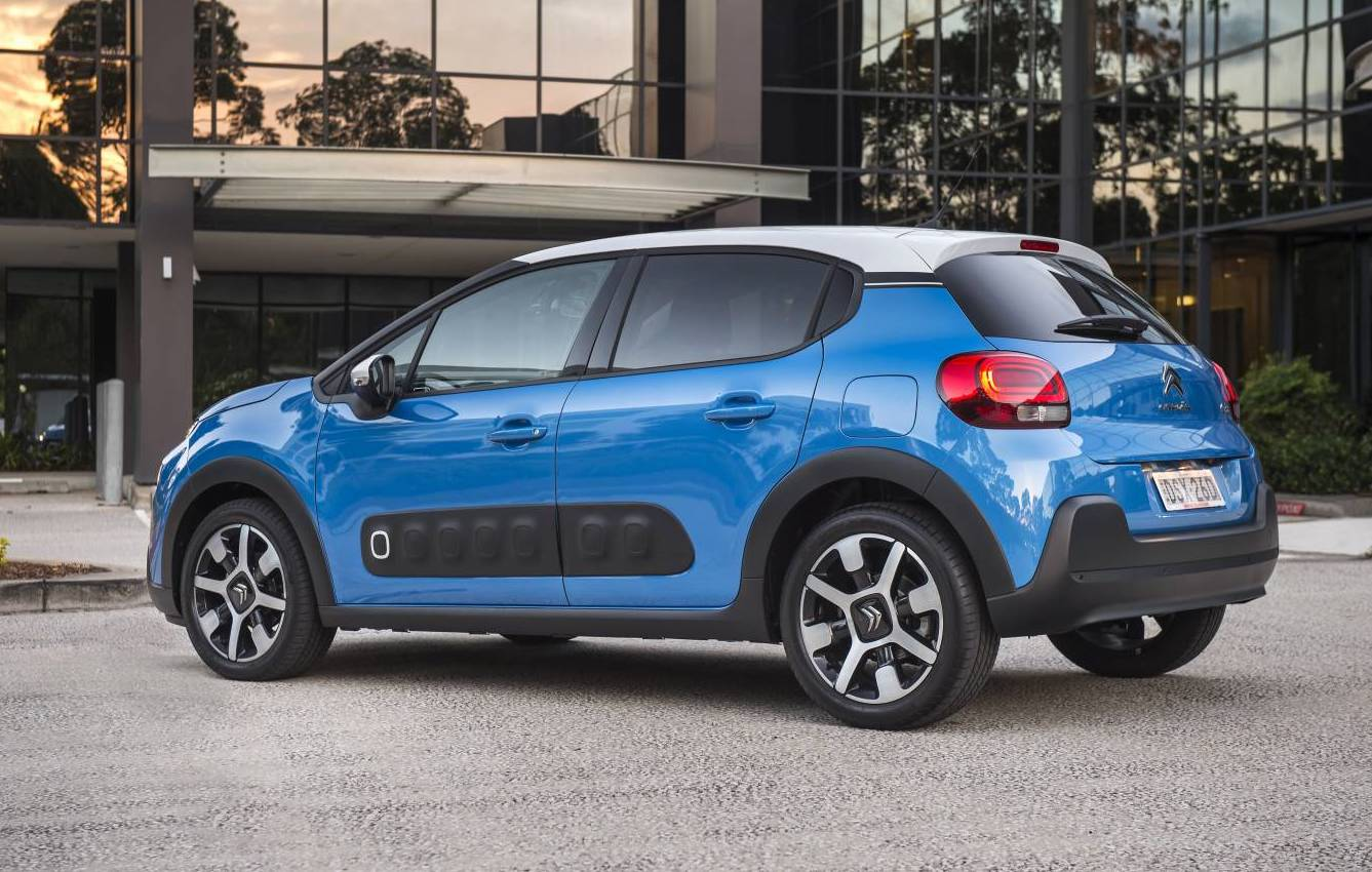 2018 Citroen C3 now on sale in Australia from $23,490 ...