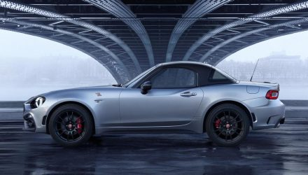2018 Abarth 124 GT & 695 Rivale revealed ahead Geneva debut