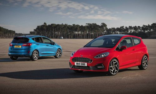 2018 Ford Fiesta ST specs revealed; Quaife diff, launch control, active exhaust