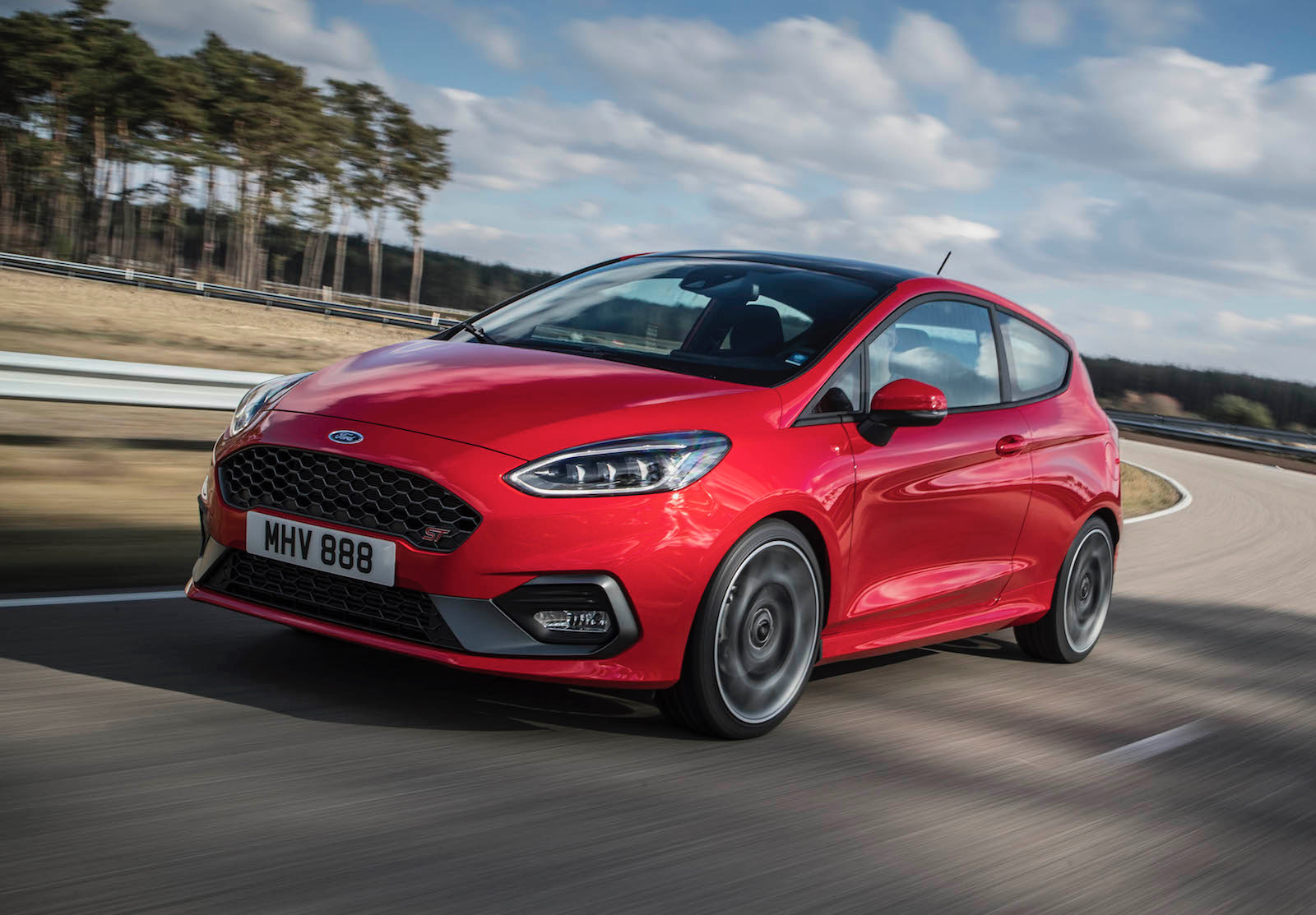 2018 ford fiesta st specs revealed quaife diff launch control active exhaust performancedrive. Black Bedroom Furniture Sets. Home Design Ideas