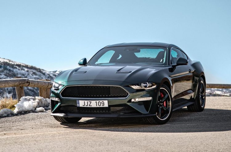 2018 Ford Mustang Bullitt Special Edition Confirmed For Australia