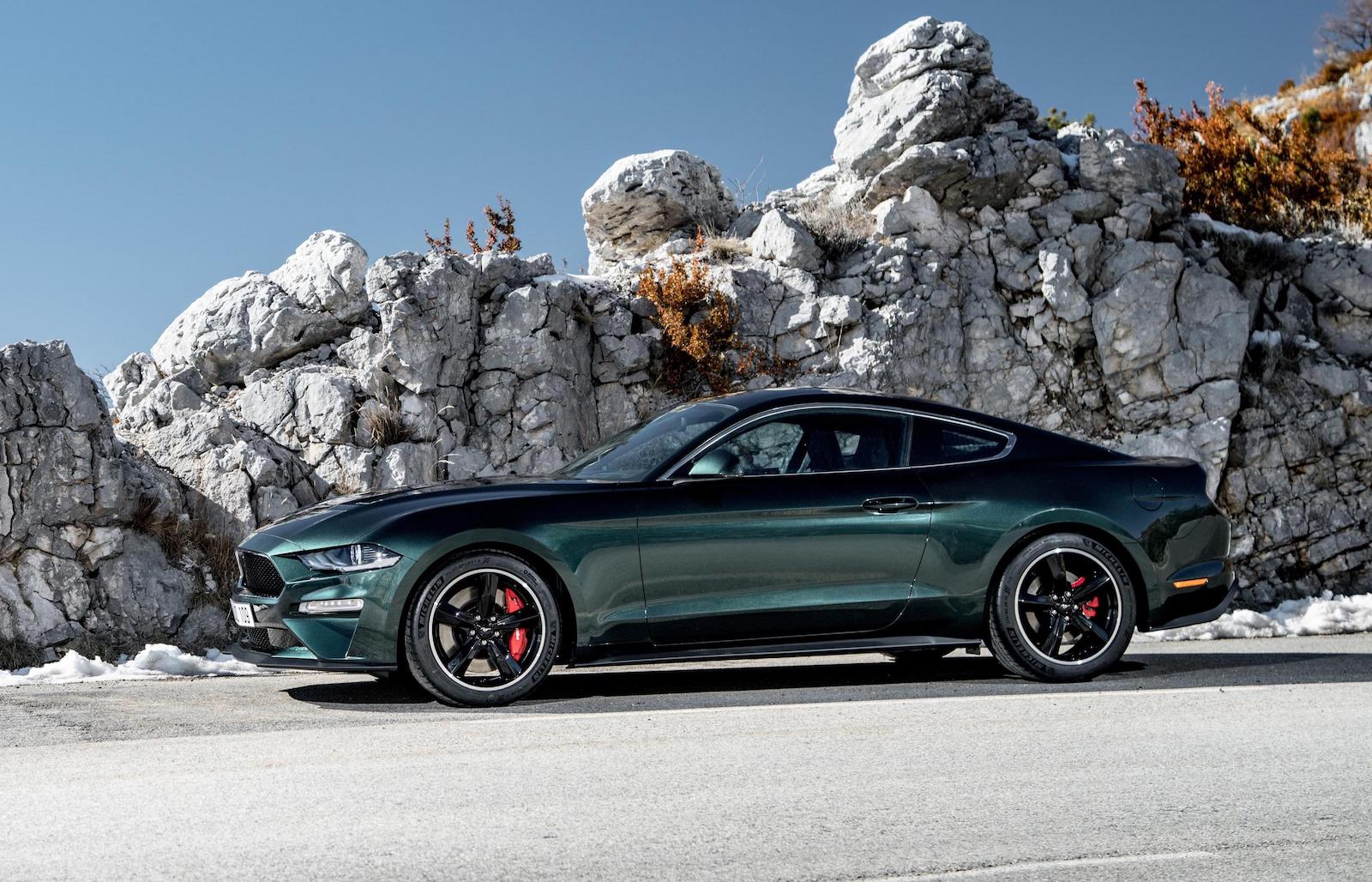 2018 ford mustang bullitt special edition confirmed for. Black Bedroom Furniture Sets. Home Design Ideas