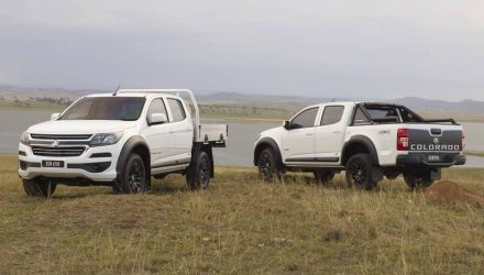 2018 Holden Colorado LSX announced for Australia