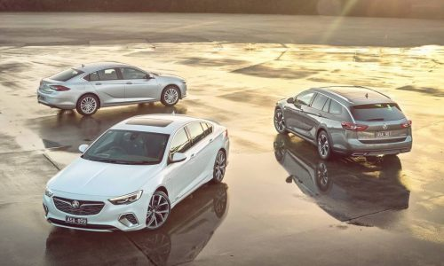 Holden offers 7-year warranty for new Commodore & Equinox